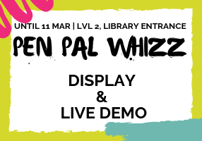 Pen Pal Whizz Display & Live Demo